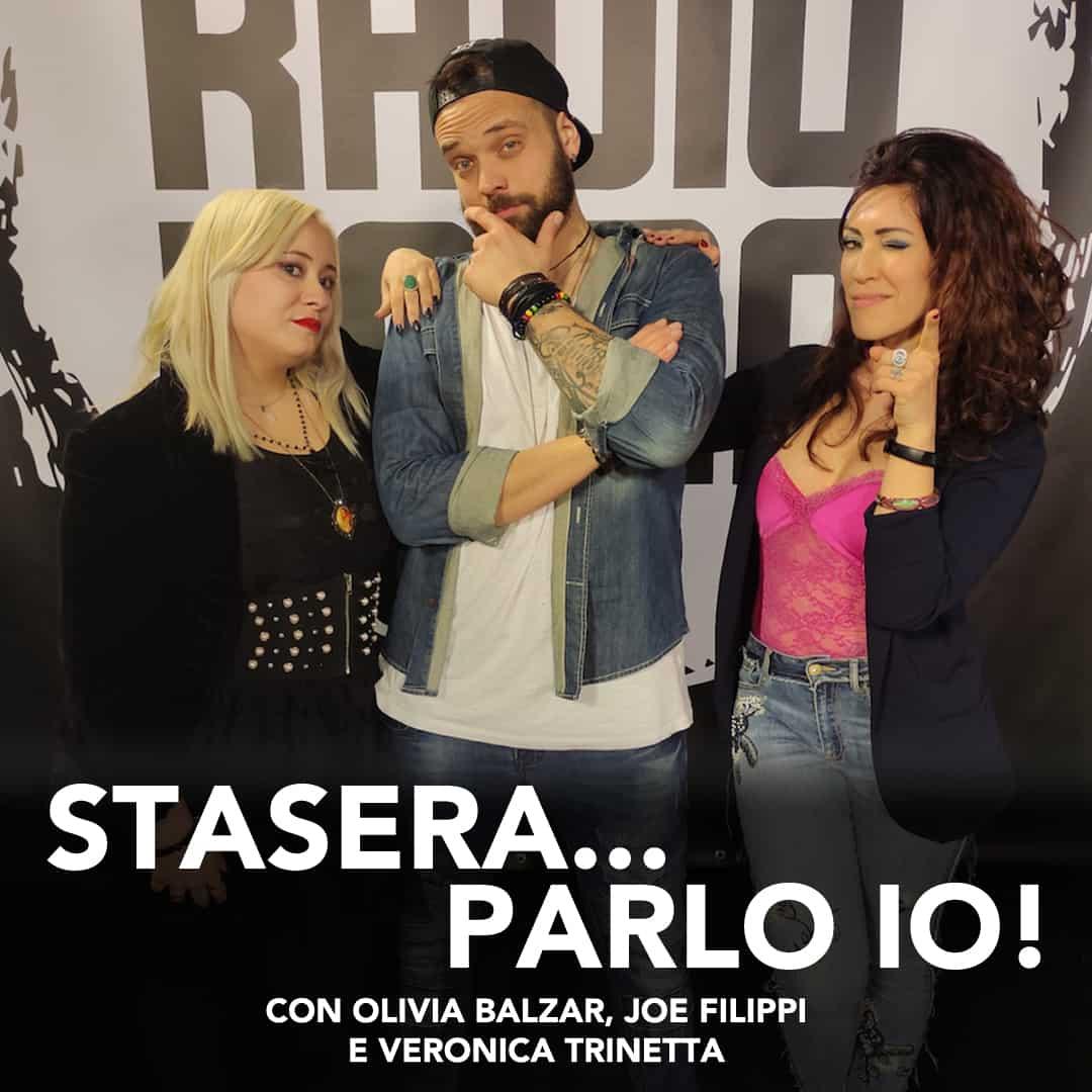 Stasera parlo io Radio Roma